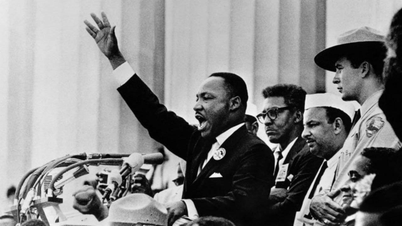 I Have A Dream Speech Martin Luther King Jr The Anatomy Of An Inspir