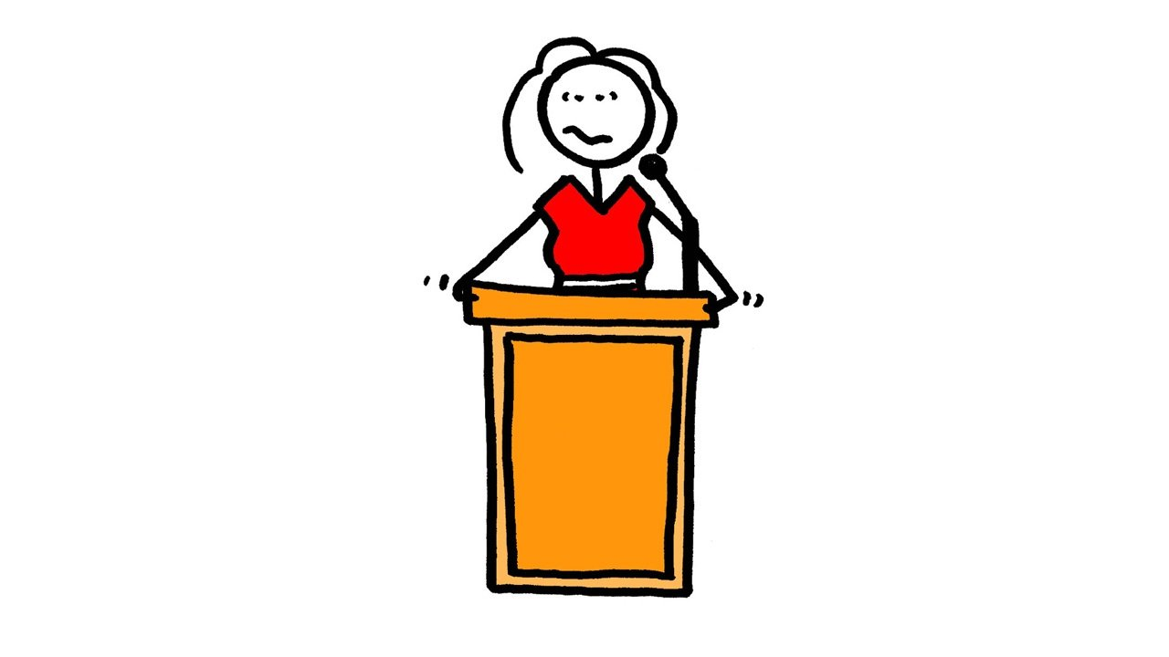 How to start a speech with power and confidence